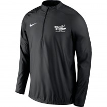 Coupe-vent Nike Academy 18 adulte noir